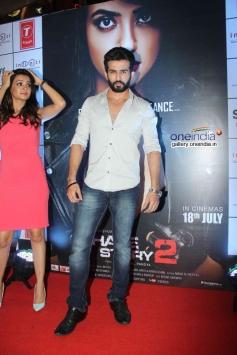 Surveen Chawla and Jay Bhanushali