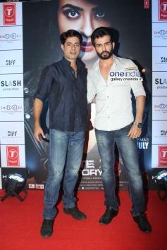 Sushant Singh and Jay Bhanushali