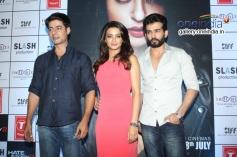 Sushant Singh, Surveen Chawla and Jay Bhanushali
