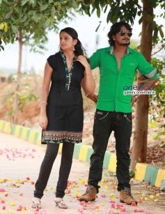 Sushma and Sharath Singh in O Darbar