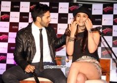Varun Dhawan & Aalia Bhatt