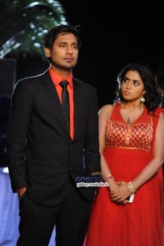 Varun Sandesh and Poorna