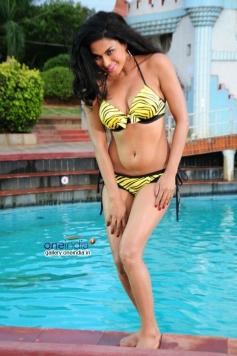 Veena Malik stills from Red Mirchi