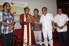 Veteran Comedian Honnavalli Krishna at Belli Hejje program