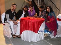 Vibhav Roy, Toshi Sabri, Sana Sheikh, Sharib Sabri and Shibani Kashyap