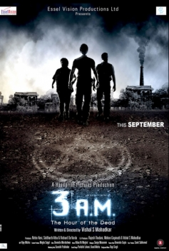3 A.M. First Look Poster