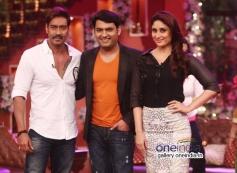 Ajay Devgan, Kapil Sharma, Kareena Kapoor