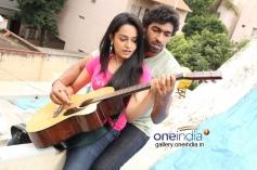 Apoorva and Vinay Rajkumar in Kannada Movie Siddhartha