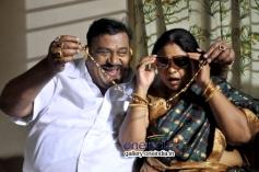 Doddanna and Padmaja Rao