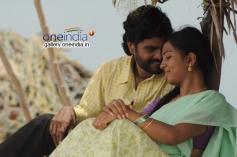Kumaran and Srushti Dange