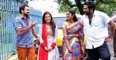 Kunchacko Boban, Nisha Agarwal and Biju Menon