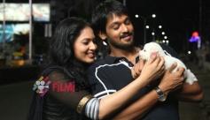 Nikesha Patel and Nakul