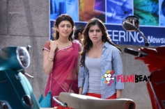 Pranitha and Samantha