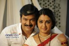 Rajendra Prasad and Sita