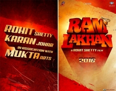 Ram Lakhan First Look