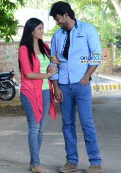 Sneha and Krishna in Kannada Movie Charlie