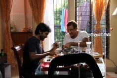 Vikram Prabhu and Sathyaraj