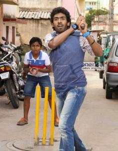 Vinay Rajkumar in Kannada Movie Siddhartha