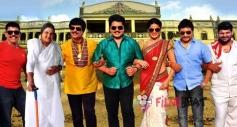 Vivek, Karan, Thirupta, Tarun Gopi and Ganja Karuppu