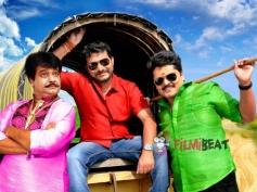 Vivek, Tarun Gopi and Karan