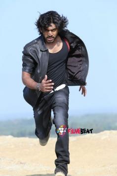 Anup Govindu in Kannada Movie Dove