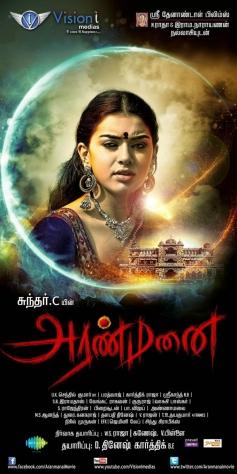 Aranmanai Movie Poster