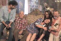 Arjun Kapoor, Naseeruddin Shah, Dimple Kapadia, Deepika Padukone, Pankaj Kapur