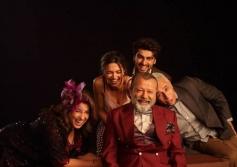 Dimple Kapadia, Deepika Padukone, Arjun Kapoor, Pankaj Kapur, Naseeruddin Shah