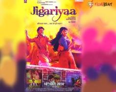 Jigariyaa First Look Poster