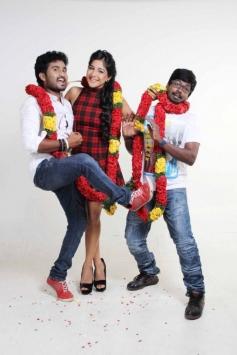 Kadhal Sukumar, Prabha and Sakshi Agarwal