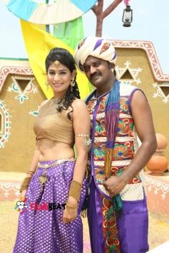 Karunakaran and Vijayalakshmi
