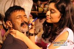 Kishore and Hardhika Shetty in Bheeshma