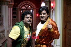 Komal and Ali in Namo Bhoothatma