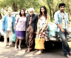 Pankaj Kapur, Dimple Kapadia, Naseeruddin Shah, Deepika Padukone, Arjun Kapoor