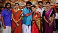 Vijay Raghavendra, Ravichandran and Saranya Mohan
