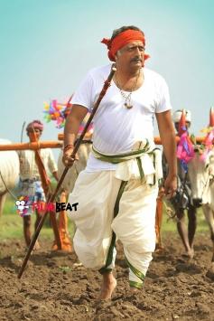 Prakash Raj still from Govindudu Andarivadele Movie