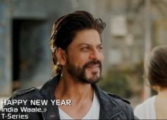Shahrukh Khan in Happy New Year