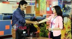 Srikanth and Prachi Sinha