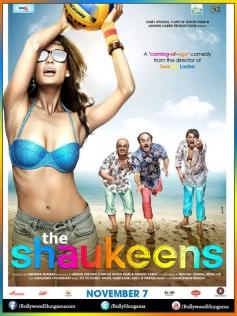 The Shaukeens Poster