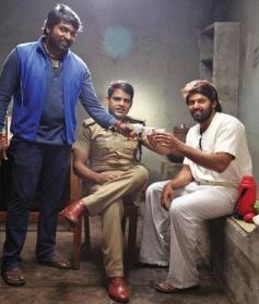 Vijay Sethupathi, Shaam and Arya