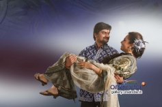 Vishwajith Harish and Megha Shenoy in Yarige Idly