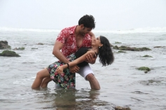Ali Reza and Shriya Sharma