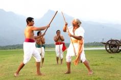 Siddharth, Thambi Ramaiah and Nassar