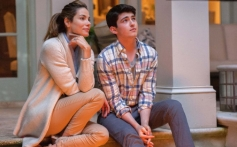 Michelle Monaghan and Ian Nelson
