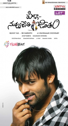 Pilla Nuvvu Leni Jeevitham Movie Poster