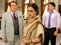 Randhir Kapoor, Rekha, Rajesh Kumar