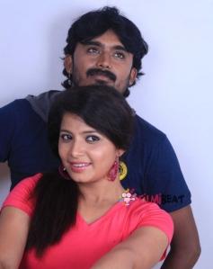 Ranjan Chandra and Disha Poovaiah in Talivana