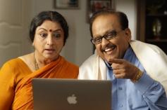 S.P. Balasubrahmanyam and Lakshmi