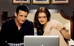 Sharman Joshi, Rekha in Super Nani