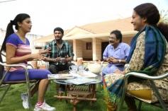 Shruti, Vishal, Prathap, Janaki